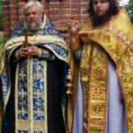Поздравляем настоятеля и прихожан города Новозыбков с храмовым праздником